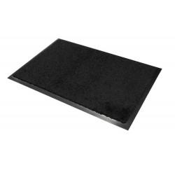 Tapis intérieur absorbant et anti poussière - tania noir - 80x60 cm de marque Coryl, référence: B5561600