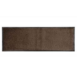 Tapis intérieu Tania marron- 160x60 cm - absorbant et anti poussière de marque Coryl, référence: B5562200