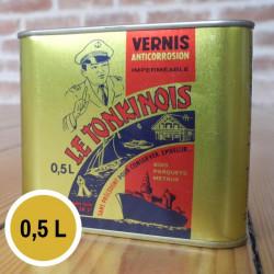 Vernis transparent - 0,5 L de marque Le Tonkinois, référence: B5566500