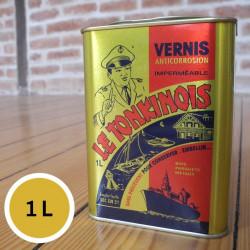 Vernis transparent - 1 L de marque Le Tonkinois, référence: B5566600