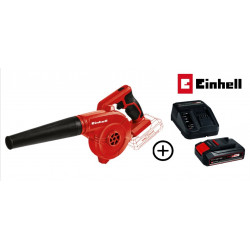 Souffleur d'atelier TE-CB 18/78 Li - Avec kit starter 2,5 AH 18V de marque EINHELL , référence: B5570800