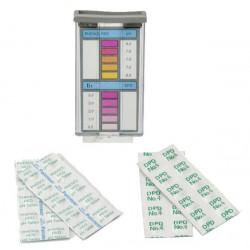 Trousse d'oxygène/brome + pH pastilles de marque GRE POOLS, référence: J1097100