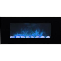 """Cheminée électrique """"Volcano XXL"""" - Color Style de marque CHEMIN'ARTE, référence: B2385800"""