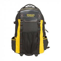 Sac à dos porte-outils à roulettes de marque STANLEY, référence: B4095200
