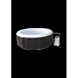 SPA gonflable PALMA rond - 6 places - Ø 208 x H. 65 cm de marque WATER CLIP, référence: J5601900