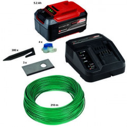 Kit d'installation 1200 m² pour robot tondeuse - batterie, lames de rechange de marque EINHELL , référence: J5607100