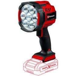 Lampe torche sans fil TE-CL 18/2500 LiAC - 7 LED - 2 500 lumens - 6500 K - sans batterie de marque EINHELL , référence: B5609700