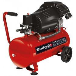 Compresseur TC-AC 420/50/10 V - Puissance d'aspiration 420 l/min - Pression max. 10 bar - 2200W de marque EINHELL , référence: B5611200