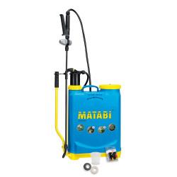Pulvérisateur à pression entretenue SUPER GREEN 16 de marque MATABI, référence: J398200