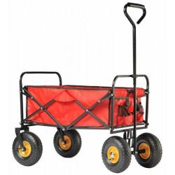 Chariot de jardin pliant 80 L CIRCUS GARDEN de marque HAEMMERLIN, référence: B5675800