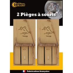 2 Pieges A Souris (Fabrication Francaise) de marque Engrais de Longueil, référence: J5680300