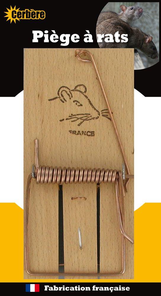 Piege A Rat (Fabrication Francaise)