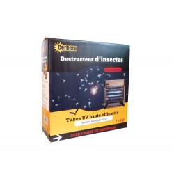 Destructeur A Insectes 2 Tubes 6 Watts de marque Engrais de Longueil, référence: J5681500