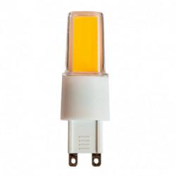 Capsule G9 LED COB - 3,8W - 360° - 3 000K - 410Lm de marque FOX LIGHT, référence: B5689200