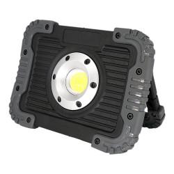 Projecteur LED mobile 10W compact sur batterie - 750Lm de marque FOX LIGHT, référence: B5691500