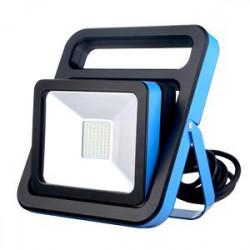 Projecteur LED mobile filaire 20W - 1500 Lm - 6500K - Prise VDE de marque FOX LIGHT, référence: B5691700