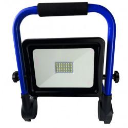 Projecteur LED mobile filaire 50W - 4500Lm - prise VDE de marque FOX LIGHT, référence: B5692000