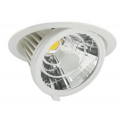 SPOT ENCASTRABLE OPALE Escamot. Rond 35W/4000K/3500lm/Ø190/Blanc de marque Arlux Lighting, référence: B5716000