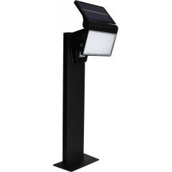 POTELET SOLAIRE 75cm Série KITE Détect. IR 5W/4000K/350lm/Anthracite de marque Arlux Lighting, référence: B5719600