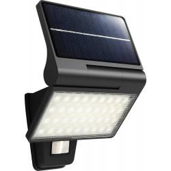 APPLIQUE SOLAIRE Série KITE Détect. IR 5W/4000K/350lm/Anthracite de marque Arlux Lighting, référence: B5722000