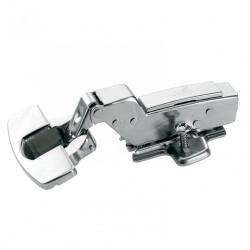 2 charnières Invisibles à encastrer Ø35 mm, rentrant ouverture 110° de marque HETTICH, référence: B5730800