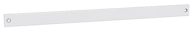 Accessoire aération plaque d'obturation d'entrée d'air pvc S&P Poe2a