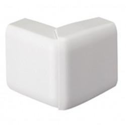 Angle extérieur variable blanc pour moulure, H. 5.4 x P.1.5 cm de marque TEHALIT, référence: B5736100