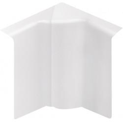 Angle intérieur blanc pour plinthe, H.11.5 x P.5.5 cm de marque TEHALIT, référence: B5736400