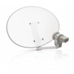 Antenne satellite elliptique acier perforé, METRONIC de marque Metronic, référence: B5737100