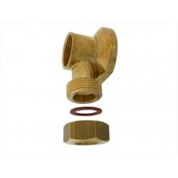 Applique, autres 20 x 27 mm 20 x 27 mm de marque QUICK PLOMBERIE, référence: B5738100