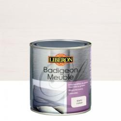 Badigeon Meuble LIBERON blanc coton mat 0.5 l de marque LIBERON, référence: B5742700