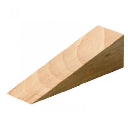 Bloque-porte bois poli H.2.8 x L.9.3 cm de marque HETTICH, référence: B5748900