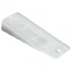 Bloque-porte plastique poli H.1.5 x L.10 cm de marque HETTICH, référence: B5749000