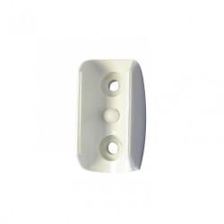 Bloqueur de manivelle plastique laqué, H.44 x L.24 x P.28 mm de marque AFBAT, référence: B5749200