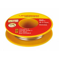 Bobine etain 97% ROTHENBERGER de marque ROTHENBERGER, référence: B5749500