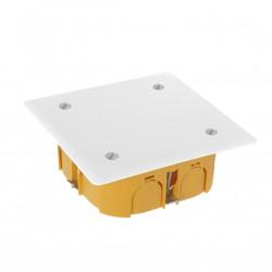 Boîte de dérivation à encastrer DEBFLEX 8 entrées de marque DEBFLEX, référence: B5750100