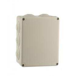 Boîte de dérivation étanche en saillie DEBFLEX 10 entrées de marque DEBFLEX, référence: B5750300