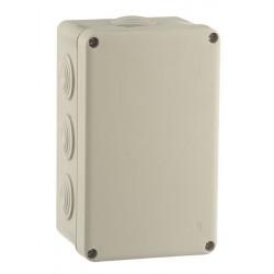 Boîte de dérivation étanche en saillie DEBFLEX 8 entrées de marque DEBFLEX, référence: B5751000