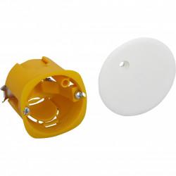 Boîte d'encastrement, cloison creuse 1 poste(s), DEBFLEX de marque DEBFLEX, référence: B5751600