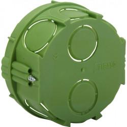 Boîte d'encastrement, cloison pleine 1 poste(s), profondeur 30, DEBFLEX de marque DEBFLEX, référence: B5752300