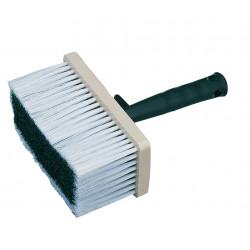 Brosse à encoller pour papier peint, NESPOLI, 150 mm de marque NESPOLI, référence: B5756400