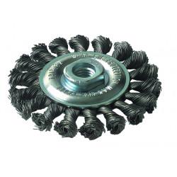 Brosse circulaire meuleuse pour métal TIVOLY, Diam.95 mm de marque TIVOLY, référence: B5756700