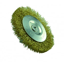 Brosse circulaire perceuse pour bois TIVOLY, Diam.75 mm de marque TIVOLY, référence: B5756800