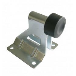 Butée de fin de course acier zingué, H.126 x L.110 x P.110 mm de marque AFBAT, référence: B5760600
