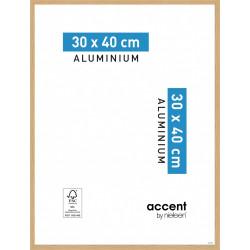 Cadre Accent, 30 x 40 cm, chêne clair de marque NIELSEN, référence: B5766100