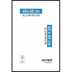 Cadre Accent, 40 x 60 cm, noir de marque NIELSEN, référence: B5766400