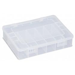 Boîte à vis Plastique ALLIT, l.18 x H.4 x P.15 cm de marque ALLIT, référence: B5773600