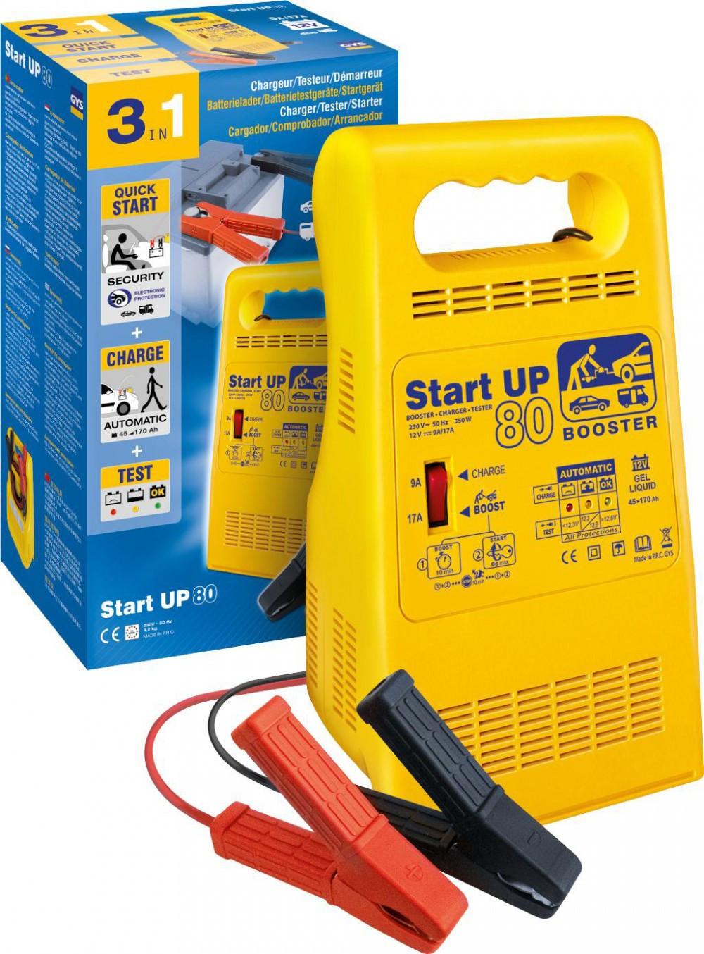 Chargeur de batterie GYS, 350 W