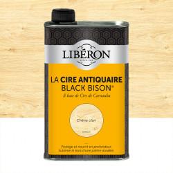 Cire liquide meuble et objets Antiquaire black bison® LIBERON, chêne clair 0.5 l de marque LIBERON, référence: B5785700