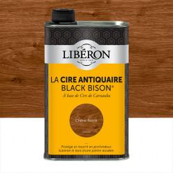 Cire liquide meuble et objets Antiquaire black bison® LIBERON, chêne foncé 0.5 l de marque LIBERON, référence: B5785800